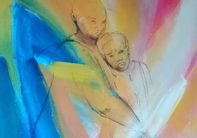 Künstlerisches Gesamtkonzept und Gestaltung der Kirche in Chiponde, Sambia