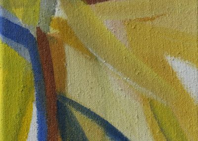 Von Wüsten und Wassern V- Acryl auf Leinwand © Hilde Chistè