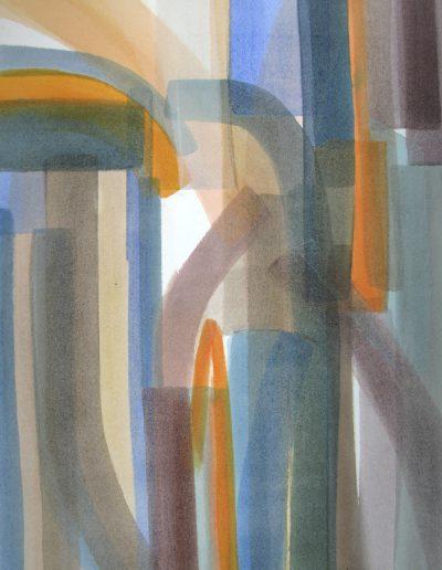 Lalibela - Durchdringen in Licht und Raum I, 2013 © Hilde Chistè