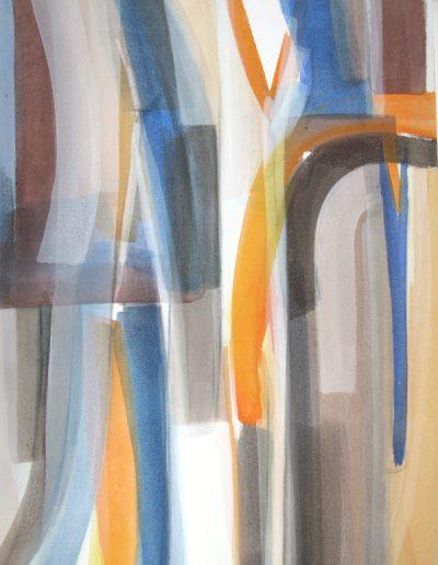 Lalibela - Durchdringen in Licht und Raum III, 2013 © Hilde Chistè