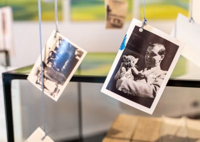 Einblicke in die Ausstellung Erinnerungen an Äthiopien - Aufnahmen aus der Vergangenheit von Dr. Huber © Markus Ocvirk